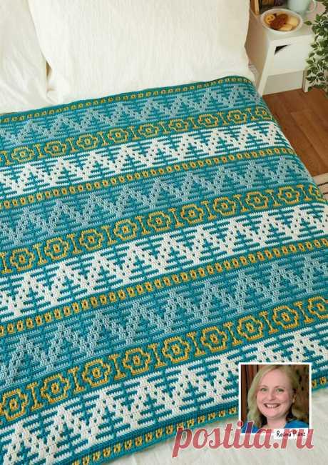 Norway Spruce Blanket