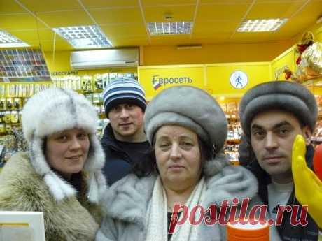 Валентина Овечкина