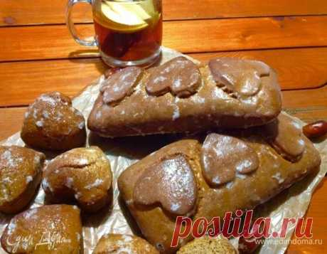 Honey gingerbreads the recipe \ud83d\udc4c step-by-step | we Eat Houses with a photo culinary recipes from Yulia Vysotskaya