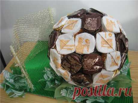 Букеты из конфет | Записи в рубрике Букеты из конфет | Дневник МУРРМЫШКА