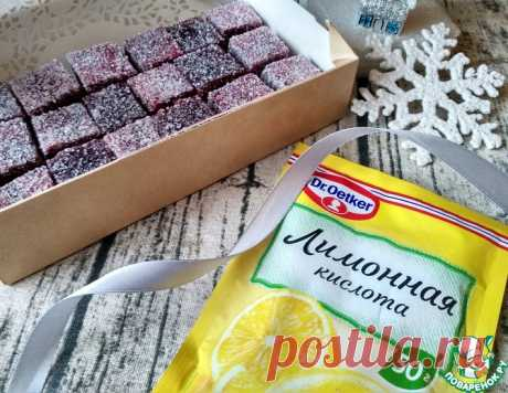 Мармелад вишневый на пектине – кулинарный рецепт