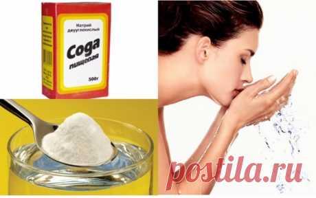 Полезные свойства соды для вашего здоровья