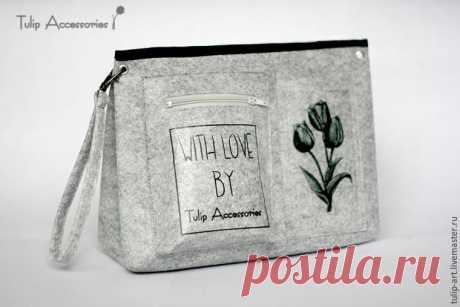 Шьем органайзер в сумку - МК от Tulip Accessories