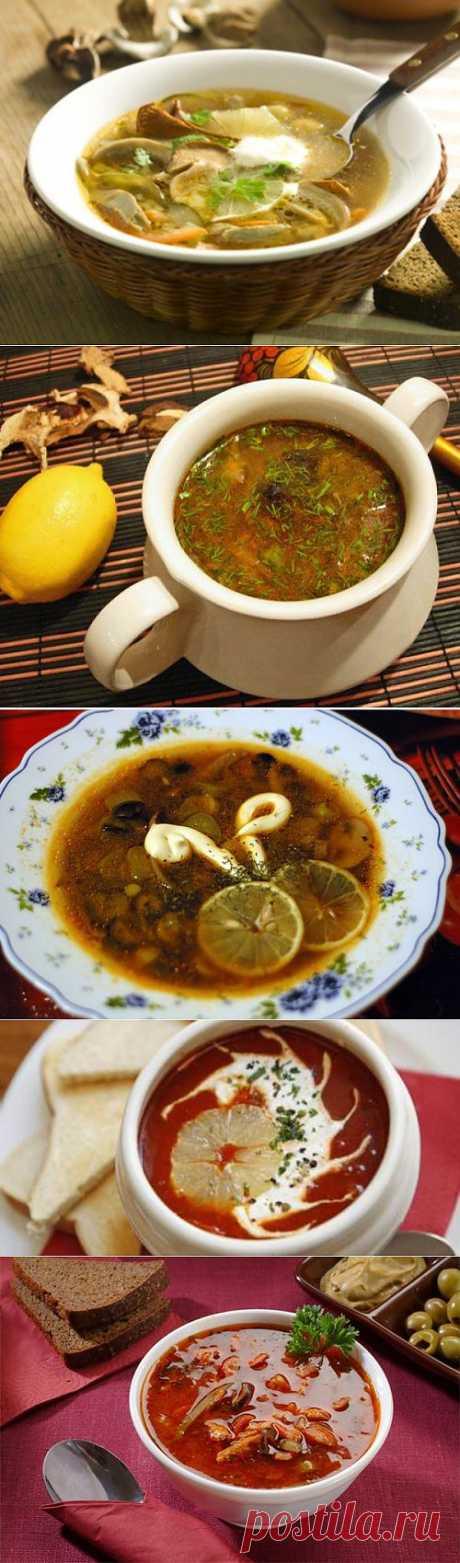 Солянка – вкуснее супа не бывает!.