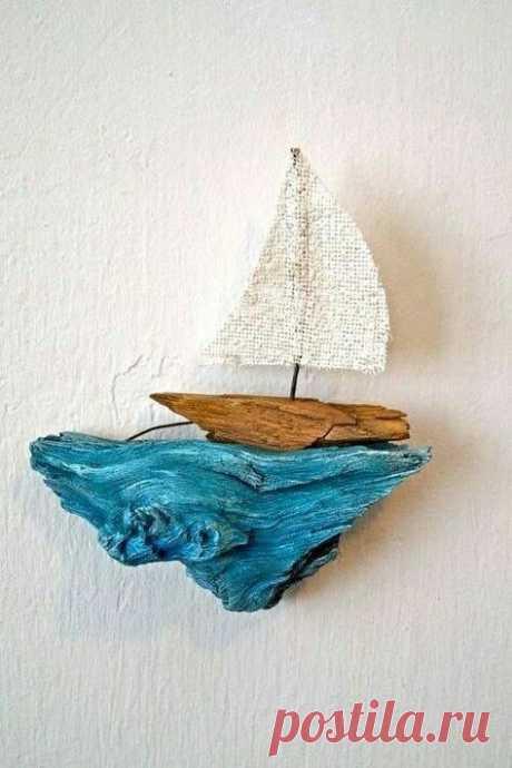 Морской кораблик