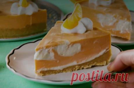 Изумительный десерт, который не отнимет у вас и получаса