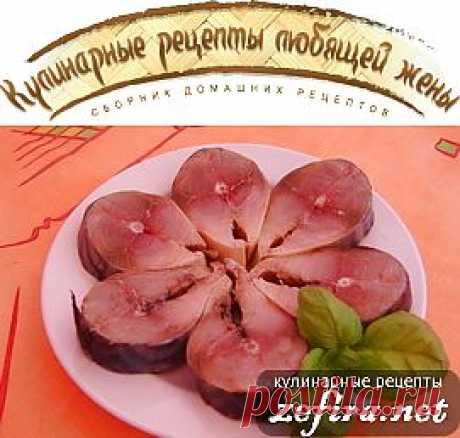 Скумбрия слабосоленая – неспешный рецепт-домашние рецепты с фото