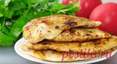 Куриное филе для салата за несколько минут   Кухня наизнанку   Яндекс Дзен