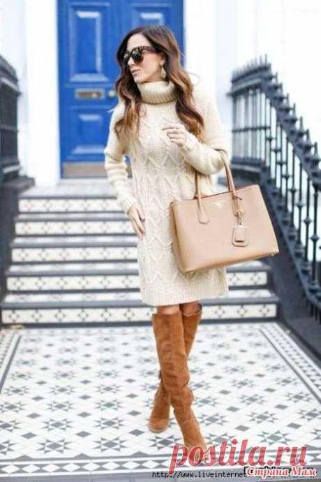 Платье или пуловер