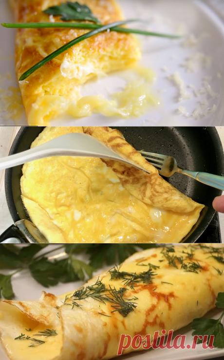 Хозяйке на заметку: как приготовить из яиц, сыра, чеснока рулет с вкусной начинкой и накормить сытно семью | sm-news.ru