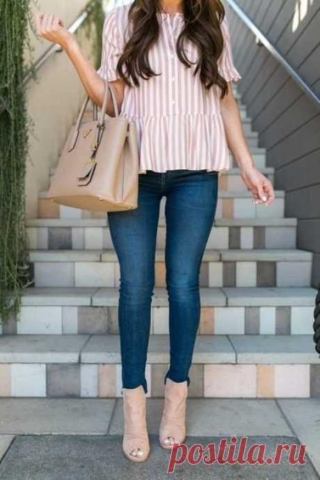 Красивые летние блузки. Какая вам понравилась?
