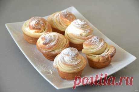 Краффины - пошаговый рецепт с фото на Повар.ру