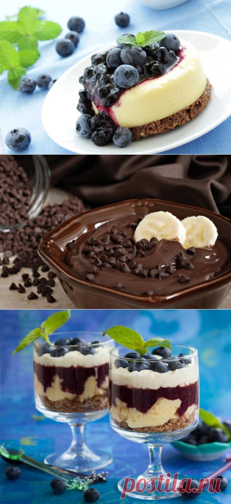 Десерты без выпечки | m.passion.ru