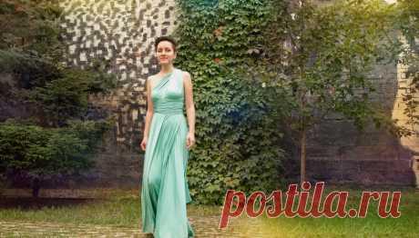 Как сшить платье своими руками быстро и просто: пошаговый МК с фото
