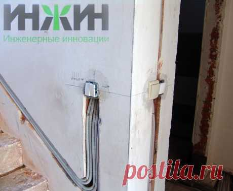 Монтаж электрики в доме из кирпича, фото 614