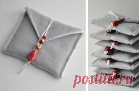 Вам письмо: подарочная упаковка в форме конверта своими руками — Мастер-классы на BurdaStyle.ru
