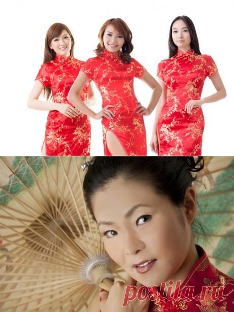 Почему китаянки выглядят так молодо: во-первых, не едят хлеб и пшеницу. Не тонны грима делают привлекательной. - Советы и Рецепты