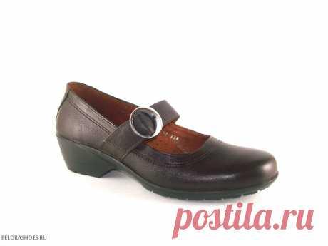 Туфли женские Отико 08001, коричневый - женская обувь, туфли. Купить обувь Otiko