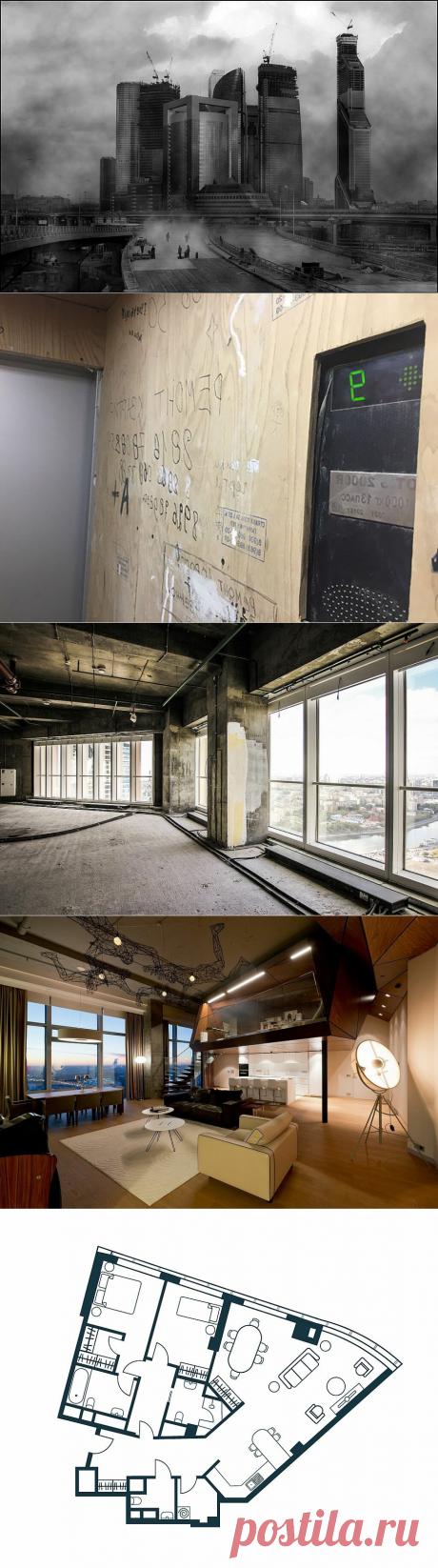 660 тысяч за квадрат - большие проблемы самого элитного жилья в РФ | Неутомимый странник | Яндекс Дзен