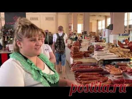 Сало, колбаса, Привоз, Одесса.
