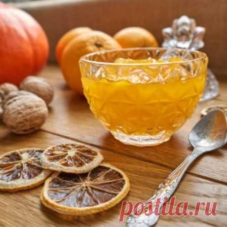 Варенье из тыквы с апельсином и имбирем - МирТесен