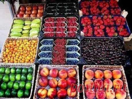 В каких продуктах содержится больше всего витаминов — Мегаздоров