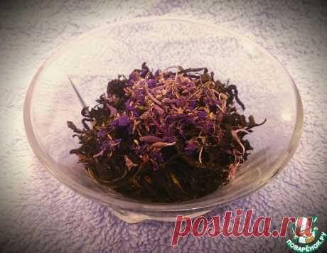 Заготовка иван-чая – кулинарный рецепт