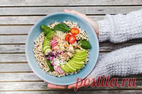 Правила питания для желающих избавиться от лишнего веса | Офигенная
