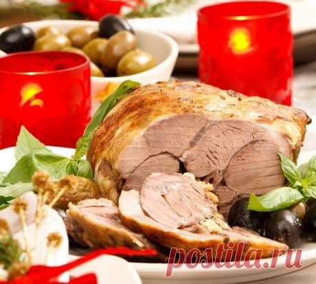 10 новогодних рецептов мясных блюд на любой вкус / 7dach.ru