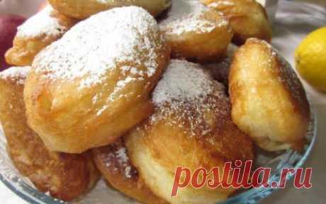 Как приготовить пончики | ВКУСНО ПОЕДИМ!