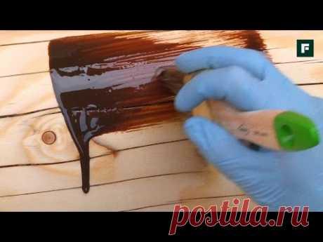 Окрашивание деревянных поверхностей: разбираем ошибки // FORUMHOUSE