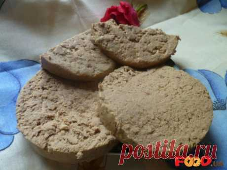 Ливерная яичная колбаса в ветчиннице - Кулинарные рецепты на Food.ua
