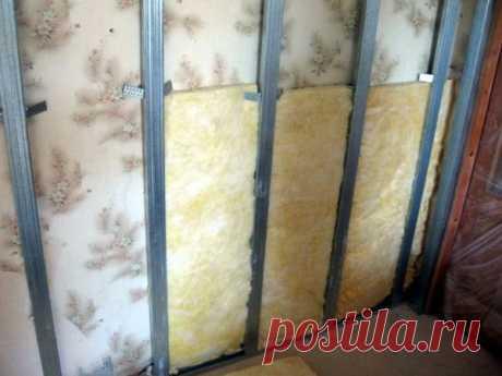 Как сделать шумоизоляцию стен в квартире своими руками