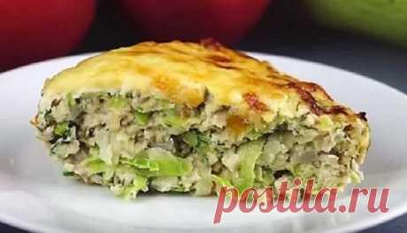 Запеканка из кабачков с курицей в духовке, простые, вкусные рецепты