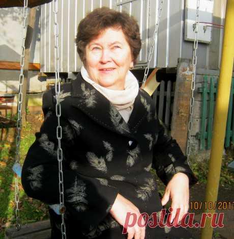 Светлана Строкова