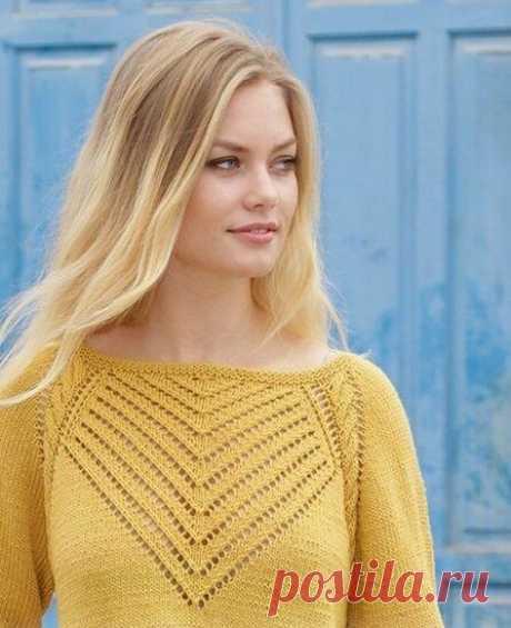 Неделя красивых пуловеров! (воскресенье)   Южная сова   Яндекс Дзен