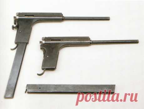 Огнестрельное оружие с большим количеством патронов | Мир в фотографиях