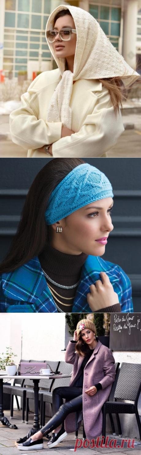 Модные женские головные уборы в 2018 году — Мой милый дом