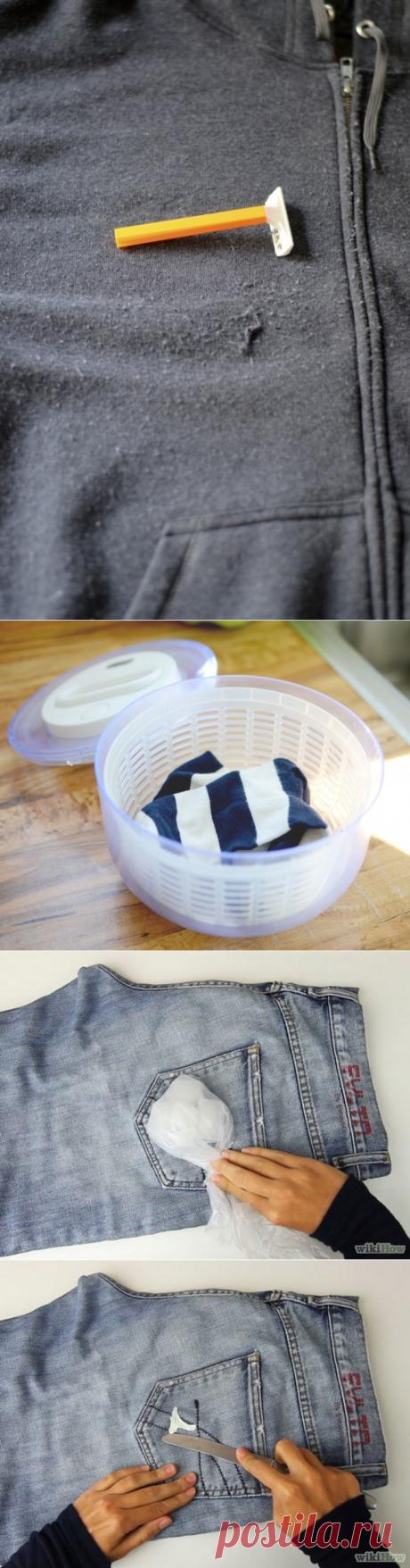 18 трюков с одеждой, которые сэкономят вам кучу денег