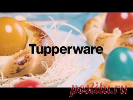 Tupperware - Рецепт пасхальных гнезд