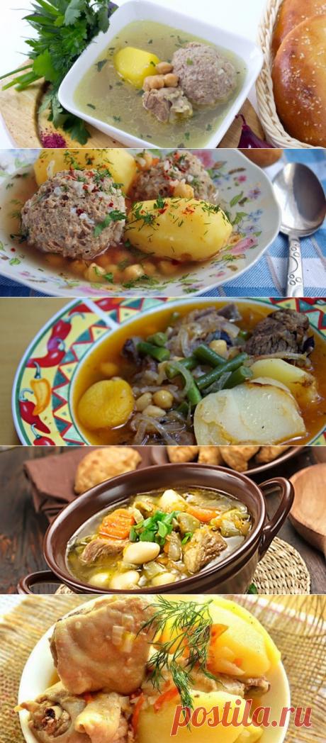 Бозбаш – оригинальные рецепты традиционного кавказского блюда