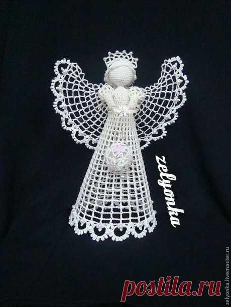 СНЕЖНЫЙ ангел – купить в интернет-магазине на Ярмарке Мастеров с доставкой СНЕЖНЫЙ ангел - купить или заказать в интернет-магазине на Ярмарке Мастеров | Хранят нас ангелы от…
