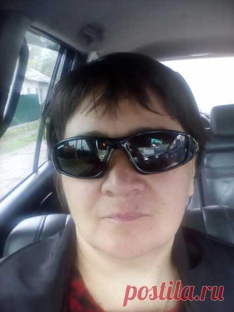 Татьяна Травинкина