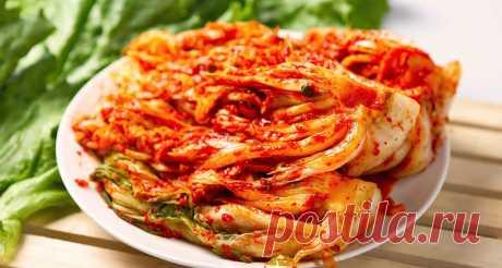 "Как правильно приготовить ""Кимчи""? Рецепт взяла у корейского повара | Моя домашняя кухня | Яндекс Дзен"