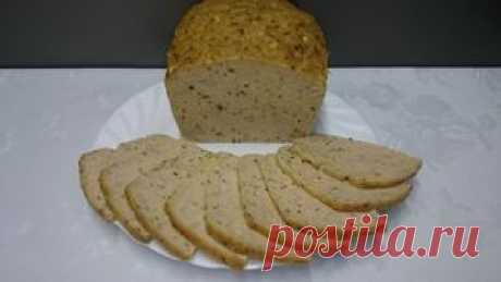 Мясной хлеб на бутерброды рецепт с фото