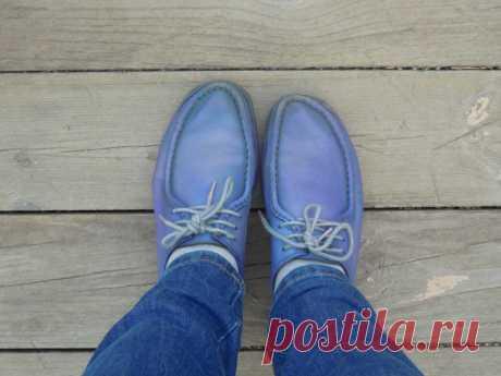 Окраска тканей фукорцином (кастелланом)