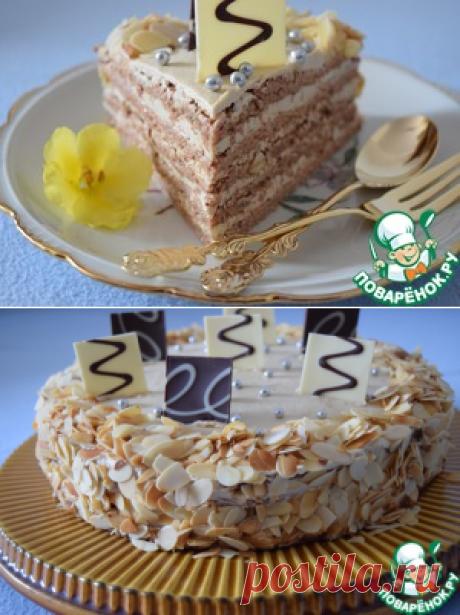 """Торт """"Агнес-Бернауэр"""" - кулинарный рецепт"""