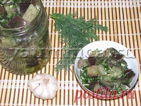 Баклажаны как грибы – рецепт с фото - Пошаговые рецепты с фото