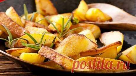 Эти хитрости сделают обычный картофель просто волшебным - KitchenMag.ru