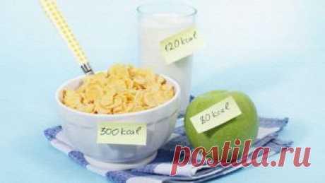 Сколько калорий надо в день? - Фитнес для умных людей